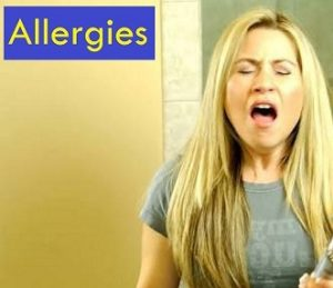 allergies reasons symptoms