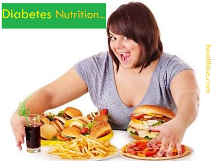 diabetes nutrition diet