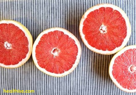 grapefruits for diabetes prevention
