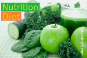 healthy nutrition diet benefits chart plan