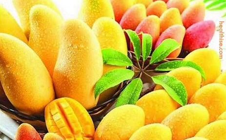 mangoes nutrition facts