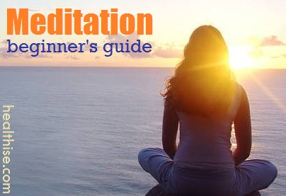 meditating guide for beginners