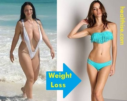 obesity to weight loss thin