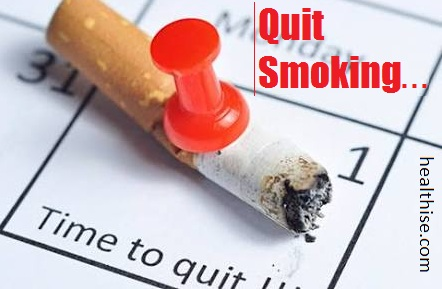 quit smoking benefits process