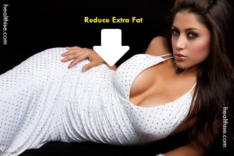 reduce extra fat from body