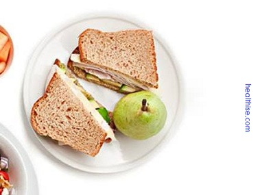 sandwich cholesterol benefits