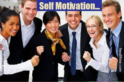 self motivation steps employee professional