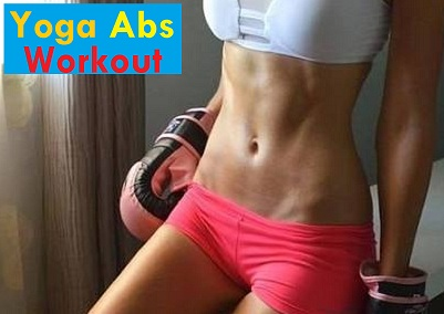 yoga abs workout guide