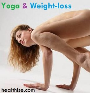 yoga weightloss poses
