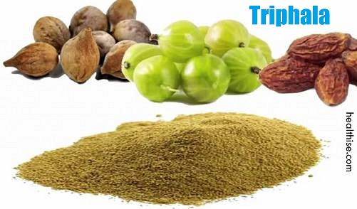 Ayurveda medicine natural remedies triphala