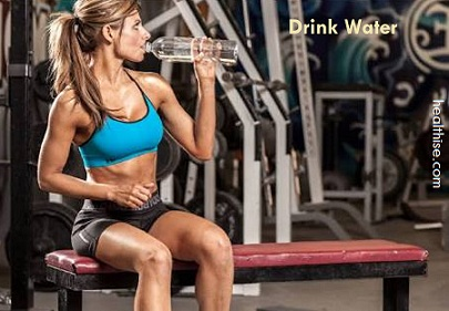 drink more water to stop overeating