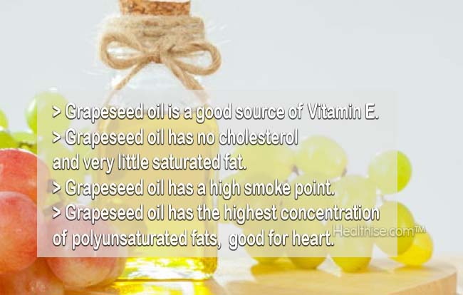 How to treat dry skin with grapeseed oil
