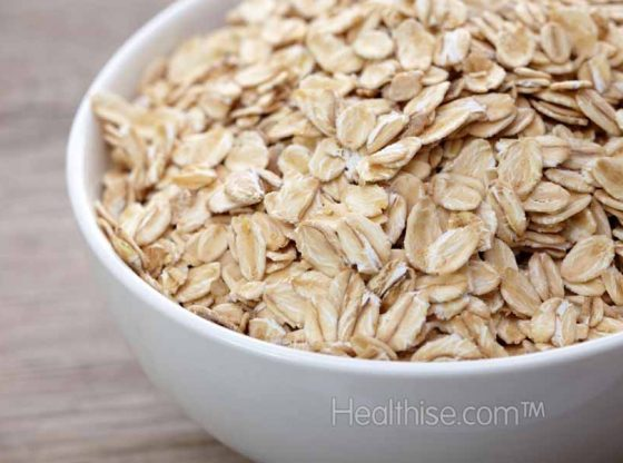 nutrition oatmeal benefits healthise