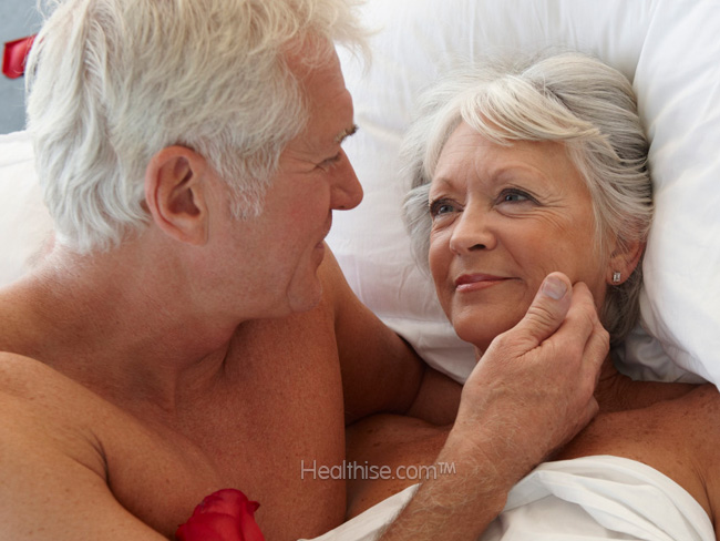 how to improve sexual health at old age