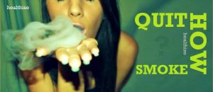 how to quit smoking men women