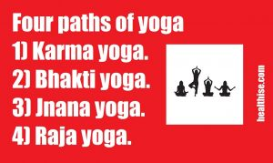 yoga types poses paths