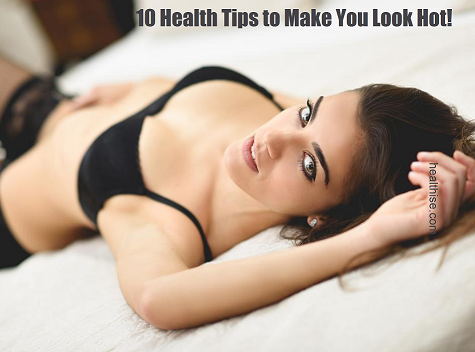 10 Health Tips For Women
