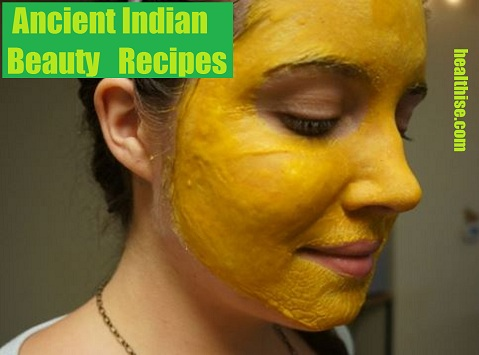 ancient Indian wisdom natural beauty recipes