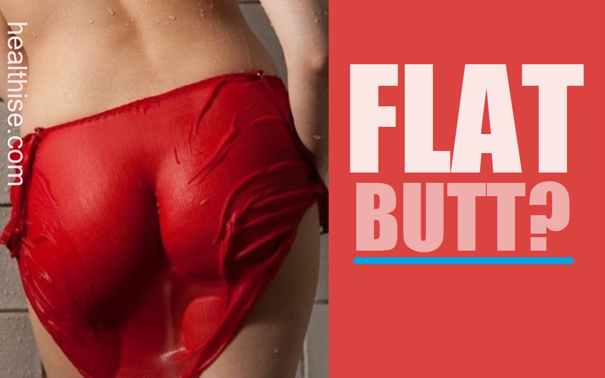 big buttocks shaping exercise tips
