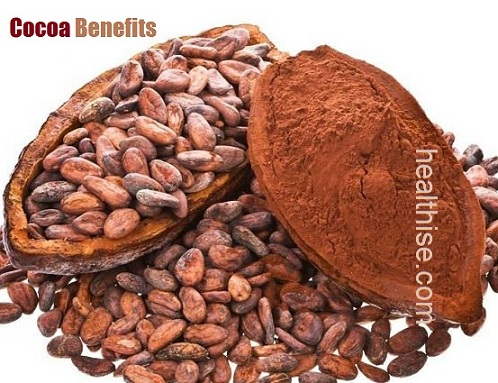 cocoa benefits men women children