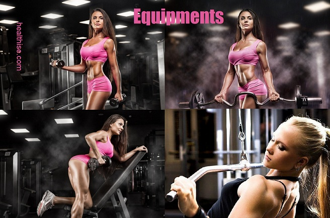 fitness equipment gym health club helps