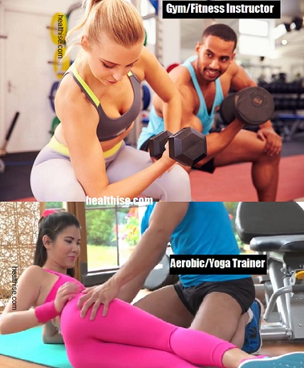 fitness trainer gym instructor qualification