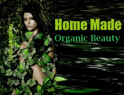 homemade natural organic beauty products