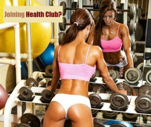 joining health club checklist