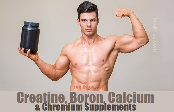 low body fat supplements men