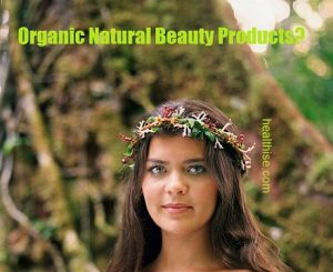 natural organic beauty products