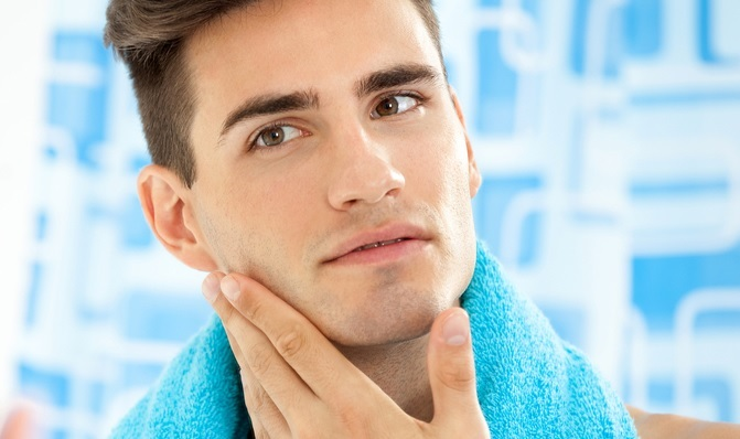How to beauty tips for men male