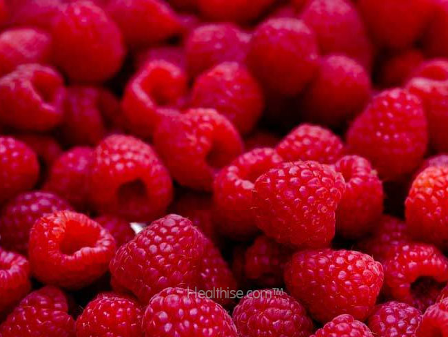 how raspberries help for oral cancer