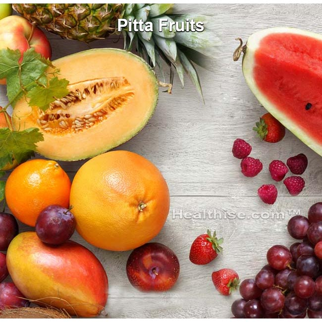 pitta fruits