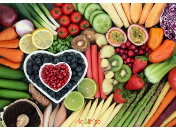 For A Healthy Living Just Enjoy A Variety Of Vegetables
